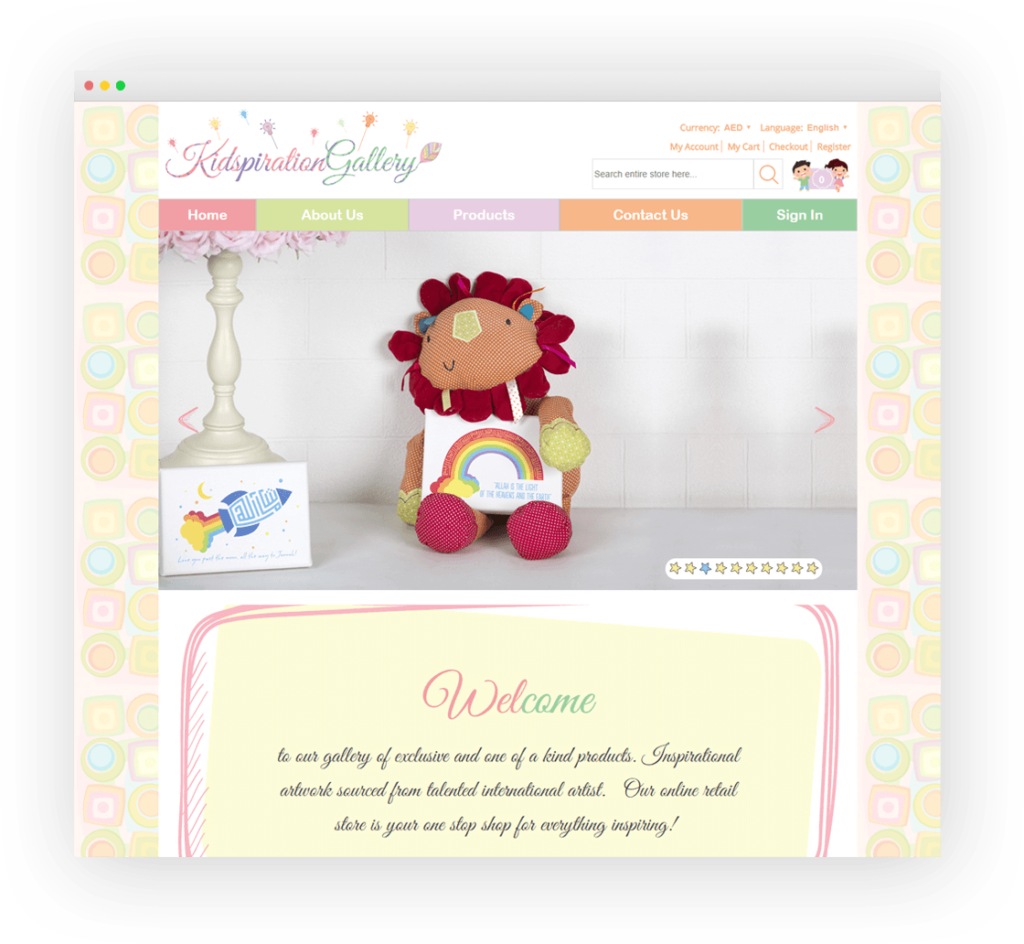 Kidspiration Gallery