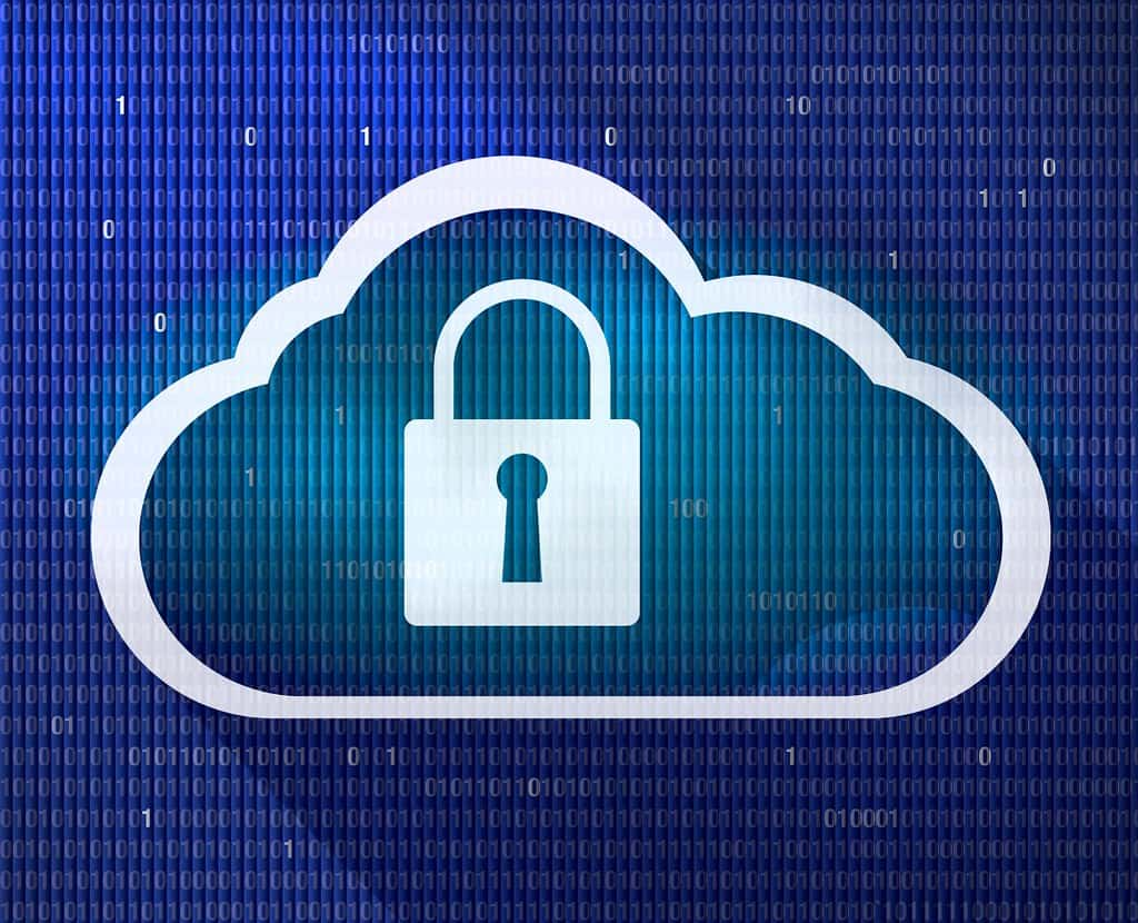 Cloud improves security