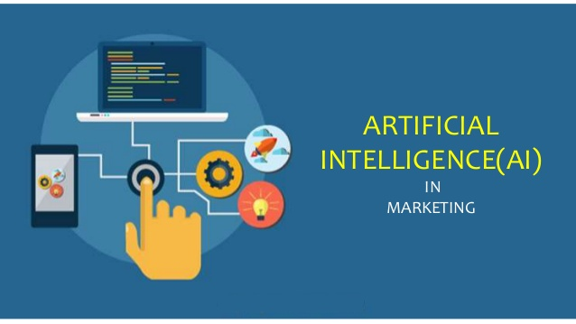 Artificial Intelligence AI in marketing - how AI is helping marketing