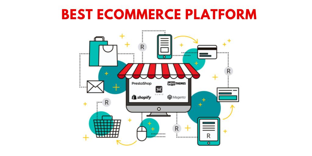 How to Start online store - best ecommerce platform to start online store