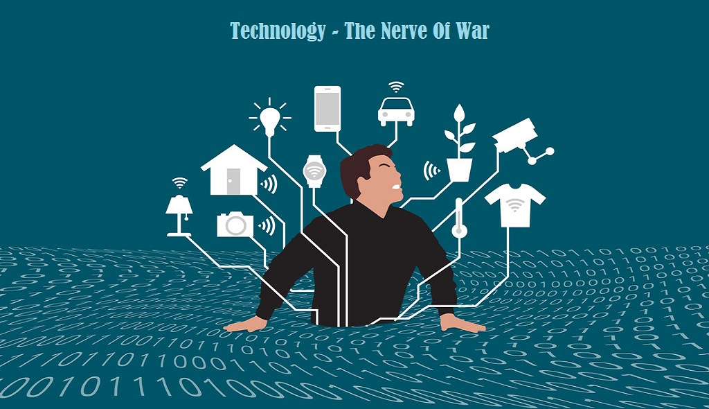 Technology - The Nerve of War - Intelvue