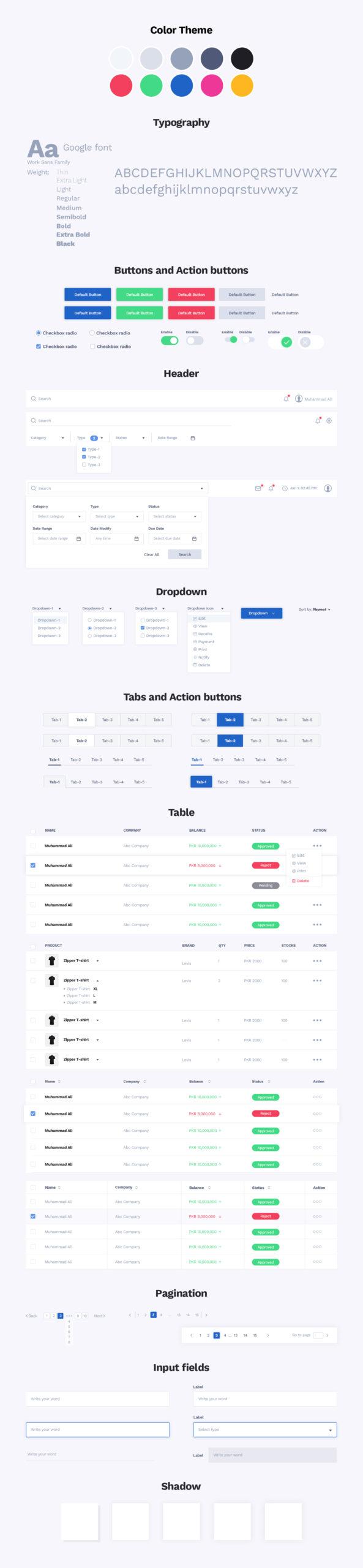 UI UX Kit Portfolio