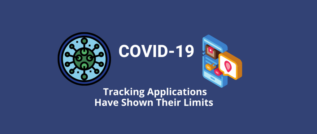 Tracking Applications Have Shown Their Limits