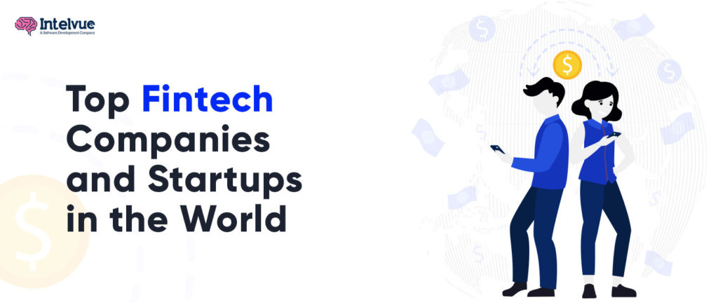 top fintech companies in the world