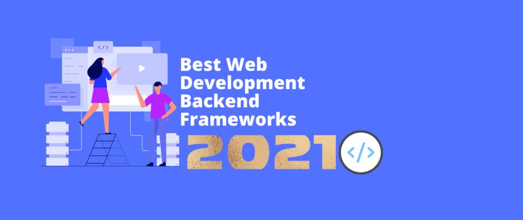 Best Web Development Backend Frameworks