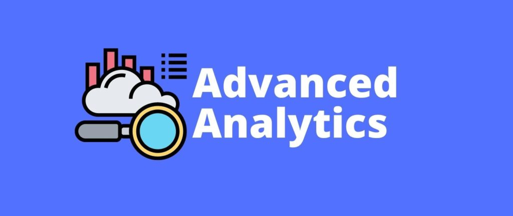 advanced analytics - big data trends