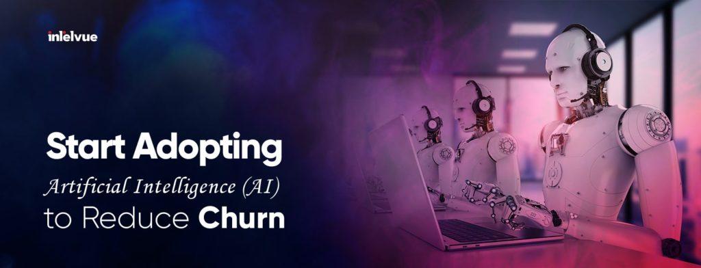 reduce churn with ai