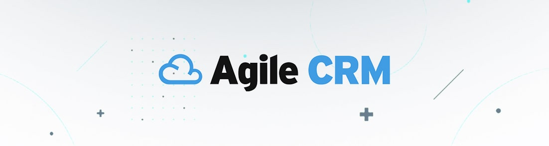 Agile CRM - best free crm for small business