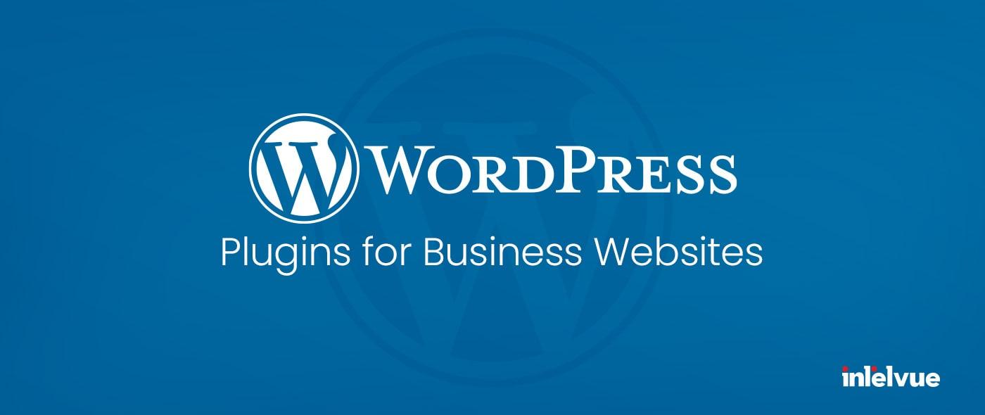 Best Free WordPress Plugins for Business Websites