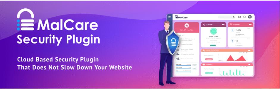 MalCare Security Plugin for WordPress 2021