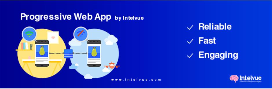 progressive web app plugin by intelvue