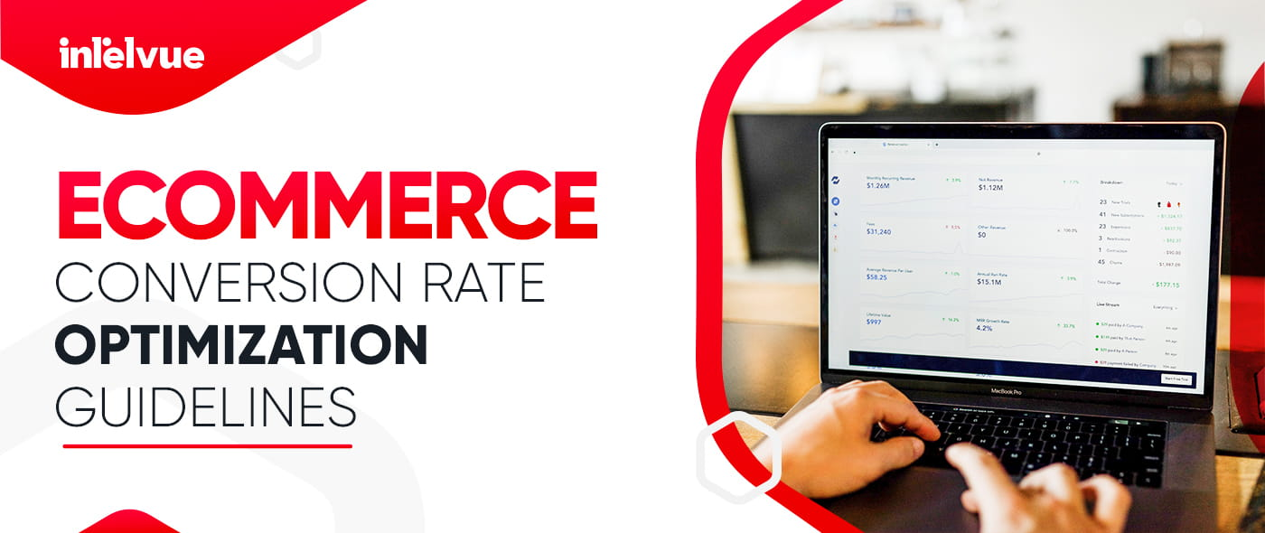 ecommerce conversion optimzation rates guidelines